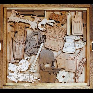Woodworker's Challenge Puzzle