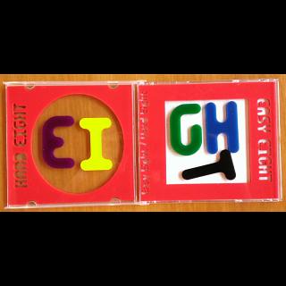 Easy Eight / Hard Eight (Jewel-Case Edition)
