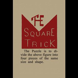 The Square Trick