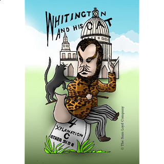 Whitington and his Cat