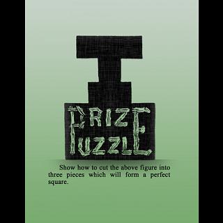 T Prize Puzzle