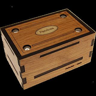 Puzzle Solution for Pandora Secret Box