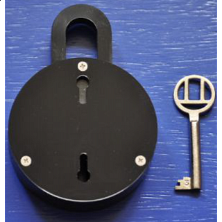 Puzzle Solution for Swing Lock - Plastic