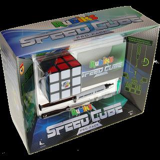 Rubik's 3x3x3 Speed Cube - Pro Pack