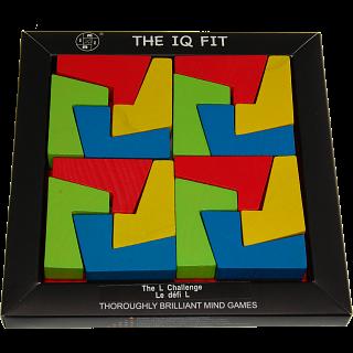 IQ Fit - The L Challenge