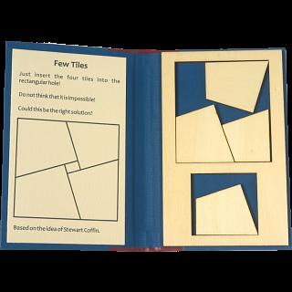 Puzzle Booklet - Few Tiles