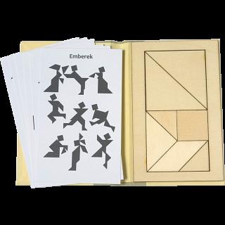 Puzzle Booklet - Tangram