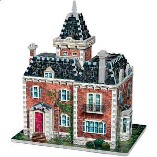 Lady Victoria - Wrebbit 3D Jigsaw Puzzle