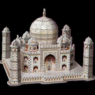 Taj Mahal - Wrebbit 3D Jigsaw Puzzle