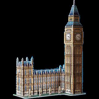 Big Ben - Wrebbit 3D Jigsaw Puzzle
