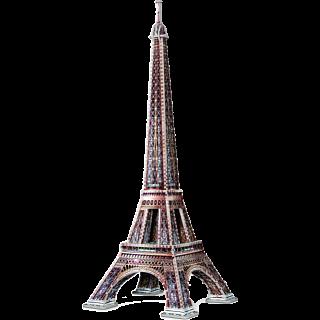 Eiffel Tower - Wrebbit 3D Jigsaw Puzzle