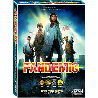 Pandemic - 2013