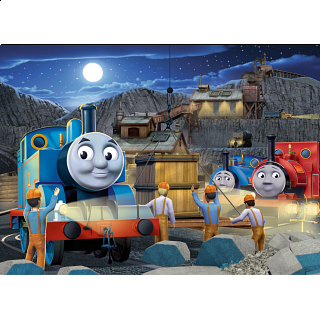 Thomas and Friends: Night Work