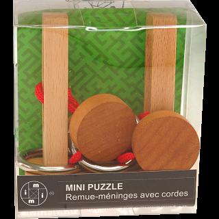Mini Rope Puzzles - Set of 6