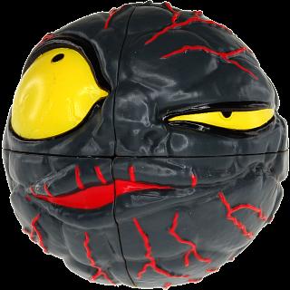 MAD HEDZ - Crazy Black Breath 2x2x2 Puzzle Head