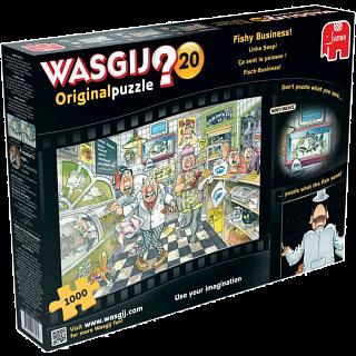 Wasgij Original 20: Fishy Business