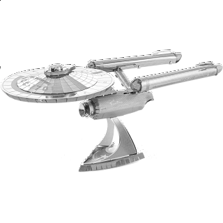 Metal Earth: Star Trek - U.S.S. Enterprise - NCC-1701