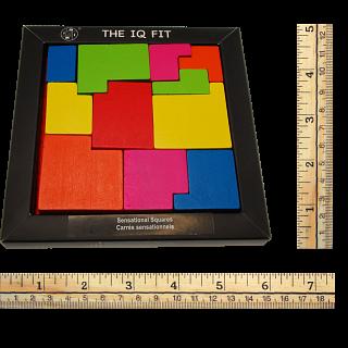 IQ Fit - Sensational Squares