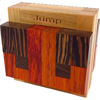 Puzzle Solution for Jump