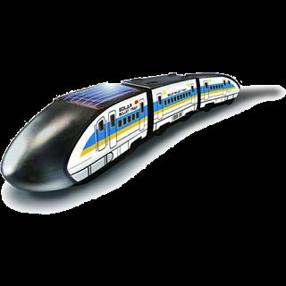 Solar Kit - Bullet Train