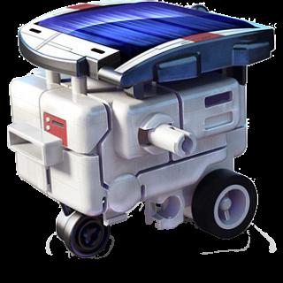 7-in-1 Solar Rechargeable Space Fleet