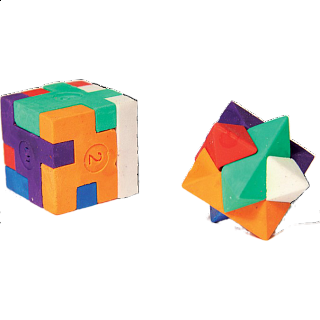 Puzzle Erasers