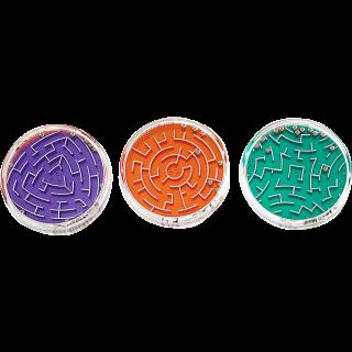 Flipsides Maze Puzzles - Set of 3