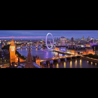 Panorama: London at Night