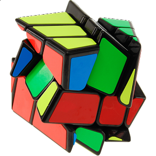 Crazy Windmill Cube - Black Body