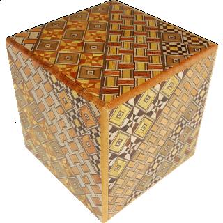 Puzzle Solution for 3 Sun Cube 14 Step Koyosegi