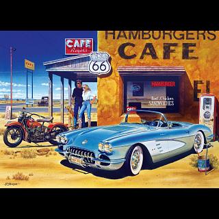 Cruisin' - Route 66 Cafe