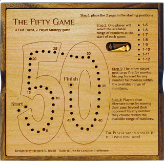 The Fifty Game