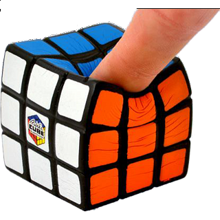 Rubik's Cube Stress Ball