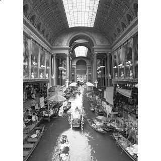 Thomas Barbèy: Indoor Canal