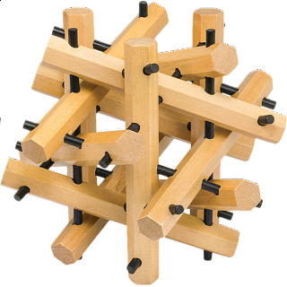 The Lab Test: Molecule Puzzle