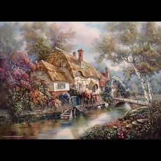 Stonewall Cottage - Jigsaw Puzzle