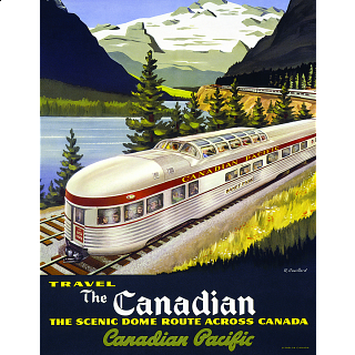 Canadian Pacific - The Canadian