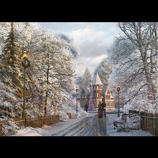 Dominic Davison - New England Christmas Stroll