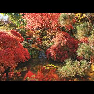 The Butchart Gardens - Japanese Garden