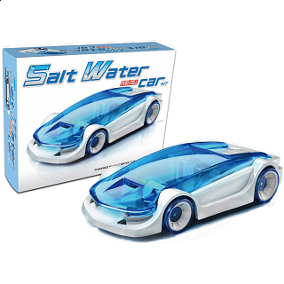 Salt Water Fuel Cell Kit - Car