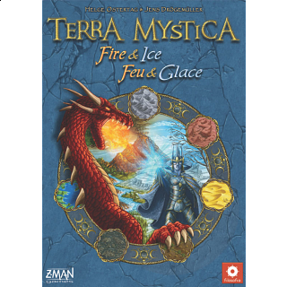 Terra Mystica: Fire & Ice - Expansion