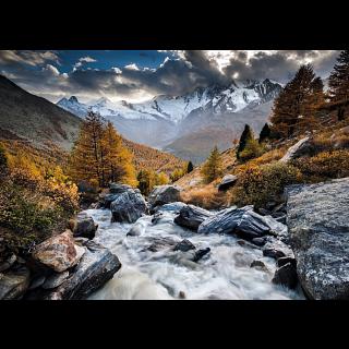 AVH Edition: Mountain Stream