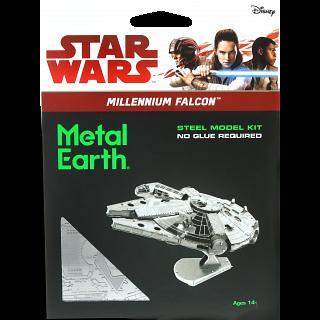 Metal Earth: Star Wars - Millennium Falcon