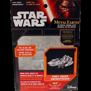 Metal Earth: Star Wars - First Order Snowspeeder