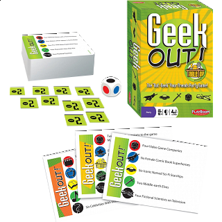 Geek Out! - TableTop Limited Edition