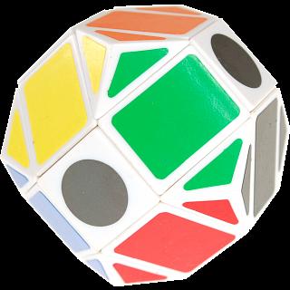 Mask Cube - White Body