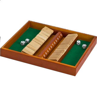Shut the Box - Double Side 12