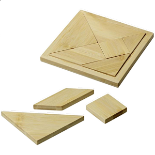 Tangram - Bamboo