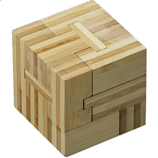 Puzzle Solution for Slide Cube