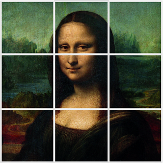 Mirrorkal: You and Mona Lisa